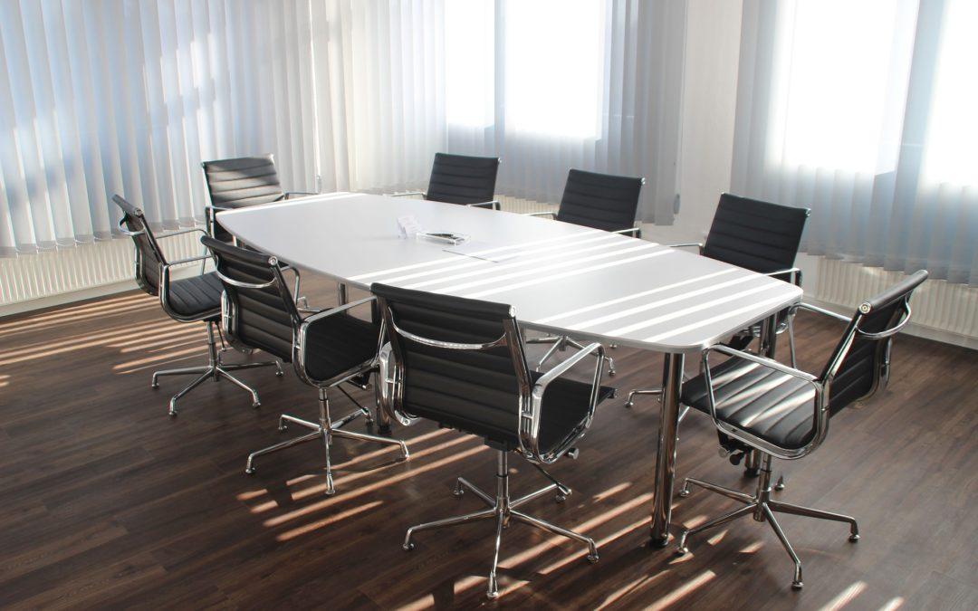 Jakie rolety wybrać do biura?