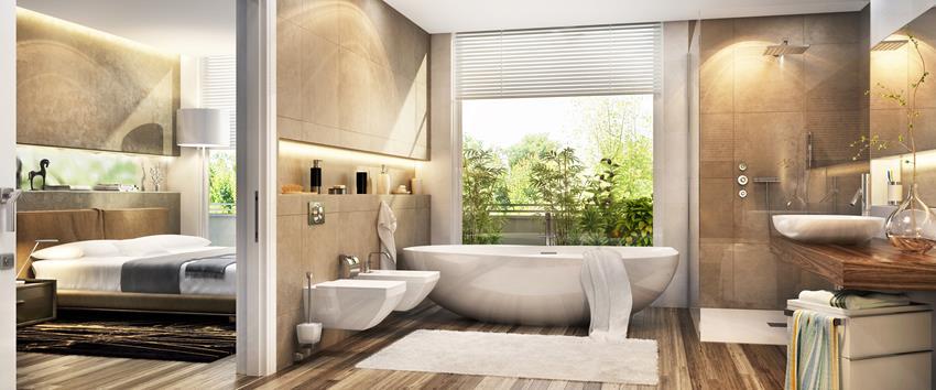Jak dobrać rolety do łazienki?