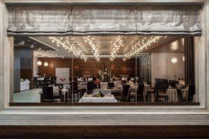 Rolety do restauracji