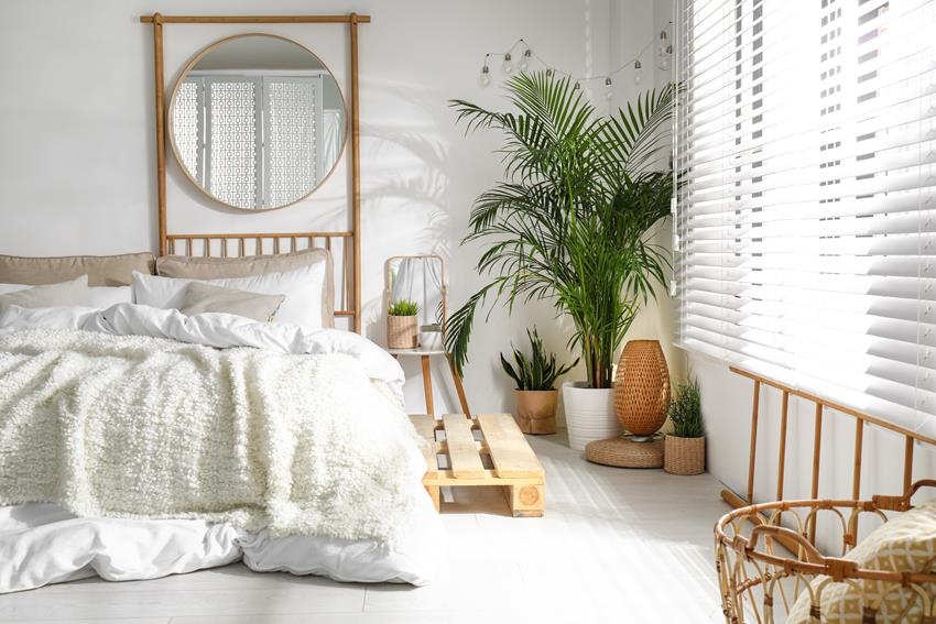 Jak znaleźć idealne rolety do sypialni?
